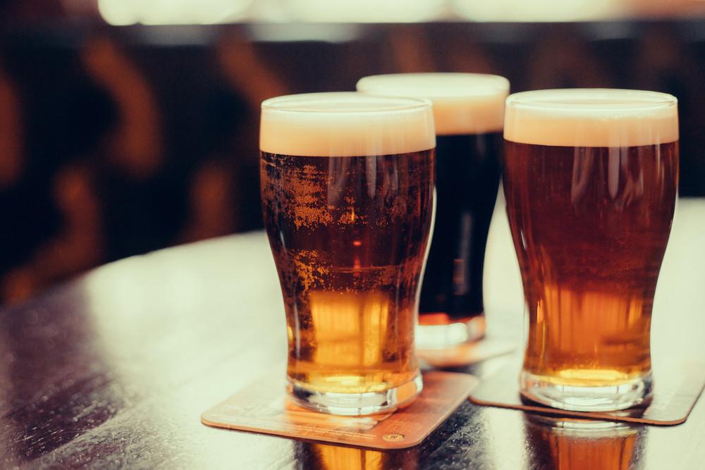 diversi tipi di birra islandese