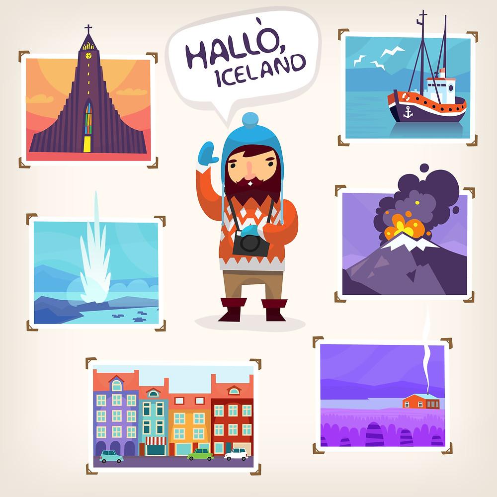 razones por las que visitar islandia en infofotos