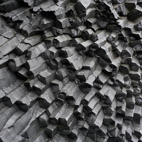 Basalt Columns & Pillars in Iceland