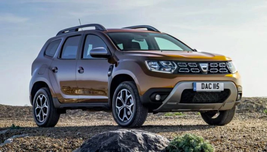 The Dacia Duster is a 4x4 that is one of the best road trip cars for Iceland and the Highlands