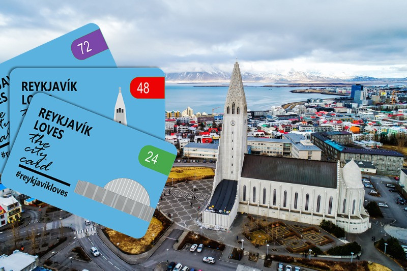 Reykjavi city card is a good example of the Iceland discount cards that will save you tons of money