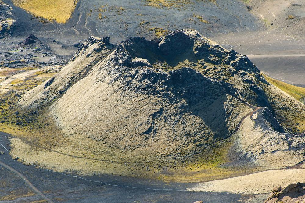 Crateri pseudo-vulcanici - Ring Road Islanda