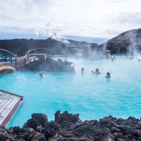 A Relaxing Visit to an Iceland Spa