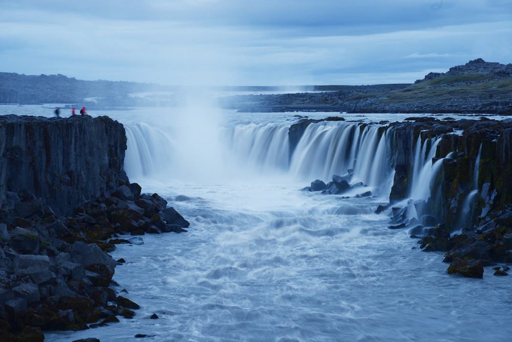 razones para visitar islandia - catarata de dettifoss