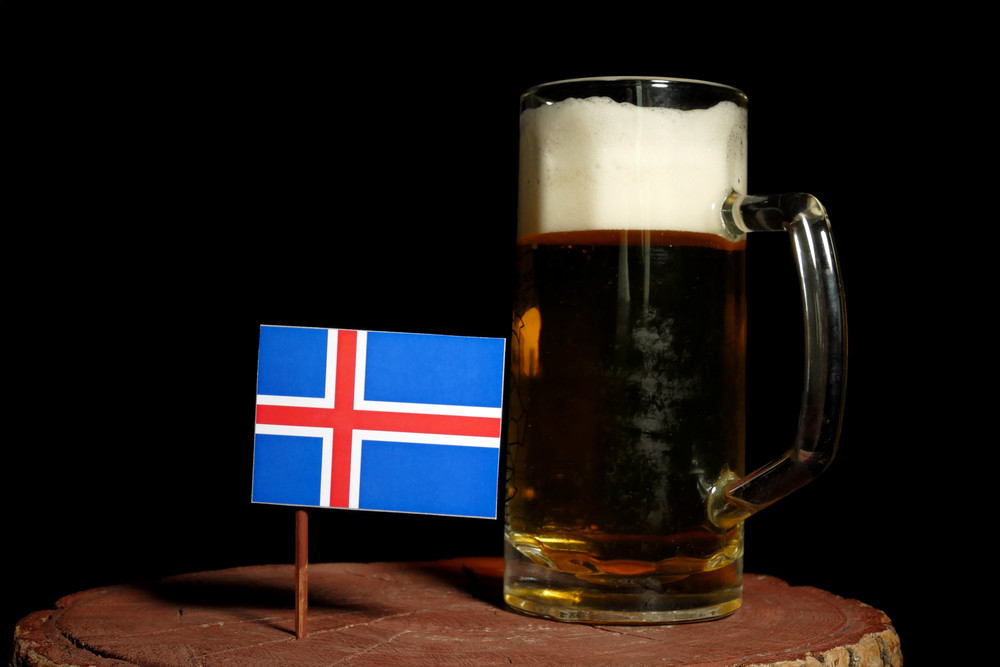 Birra artigianale islandese