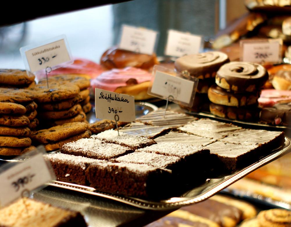 Postres tipicos islandeses , parte esencial de la gastronomía islandesa