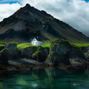 The Snaefellsnes Peninsula in Iceland