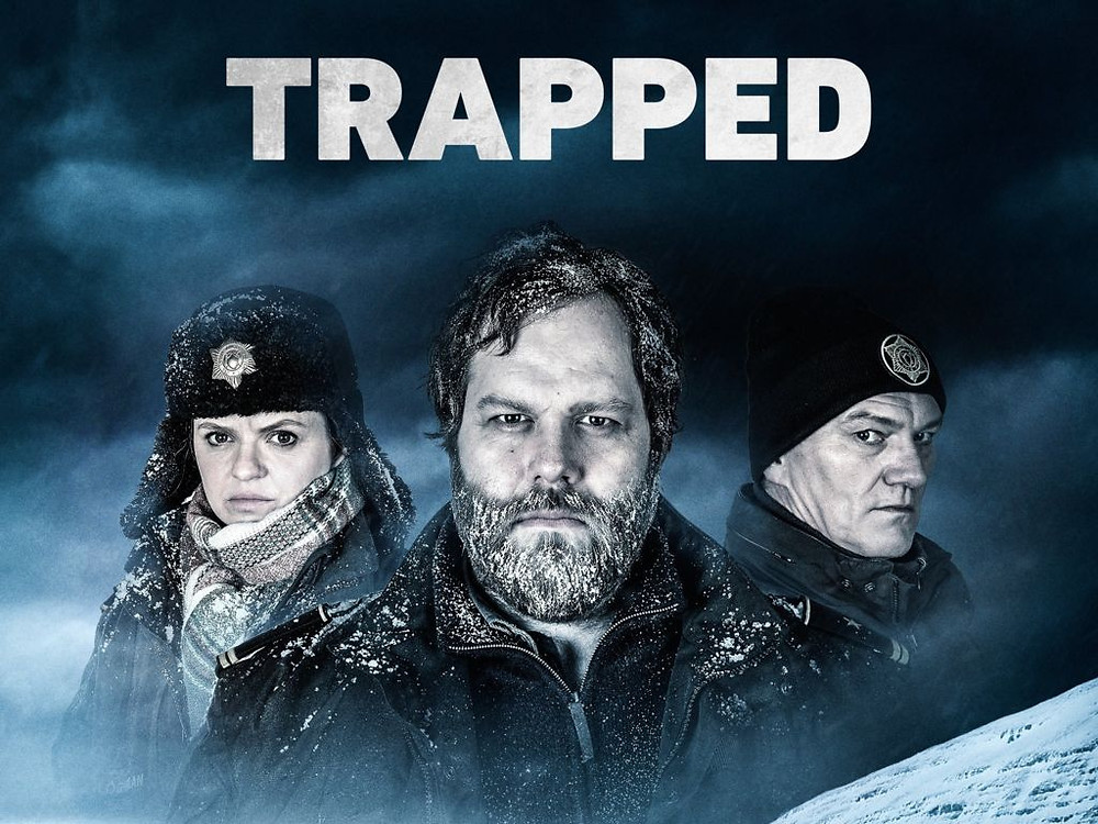Trapped icelandic series