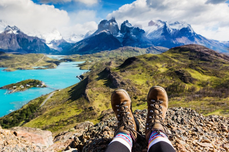 Iceland packing list for hiking boots