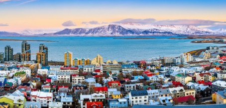 Iceland Cities - Come and Visit!