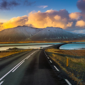 The Best Routes to drive in Iceland