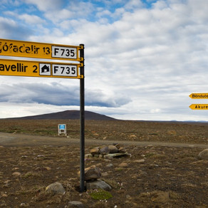 Driving F-Roads in Iceland Full Guide