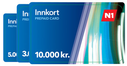 Prepaid cards for gasoil are also a type of iceland discount card to save both money and time