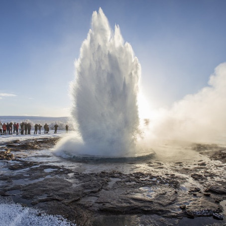 Iceland Geysers: The Power of Nature