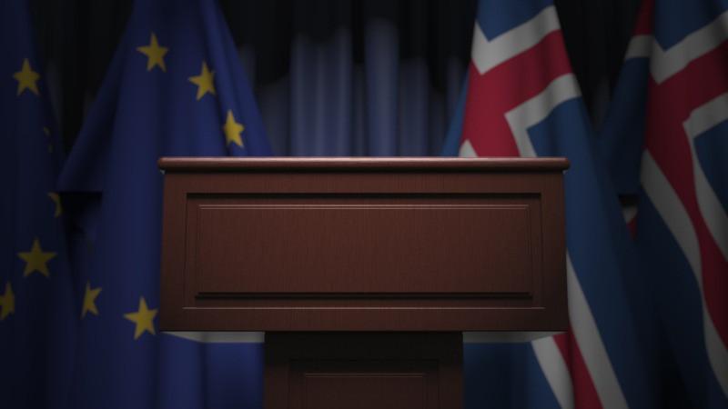 Negociaciones entre Islandia y la Unión Europea