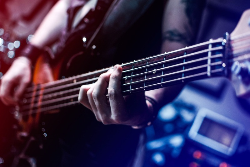 Attend a heavy metal Iceland music festival