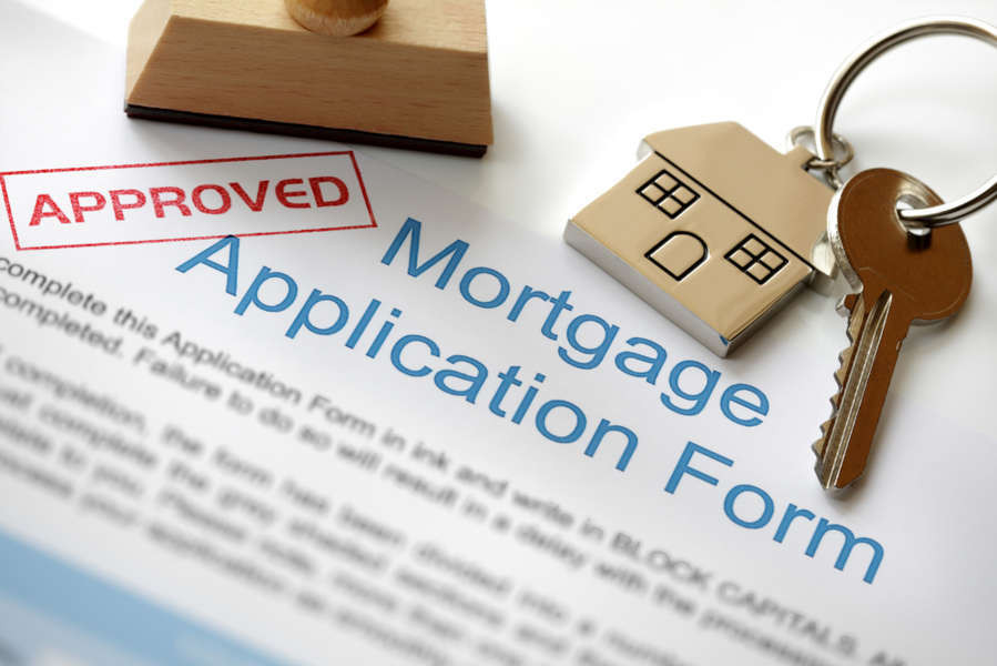 document of mortgage approval