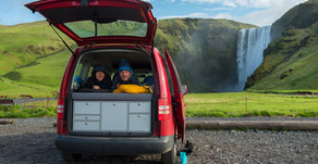 Is it Safe Enough to Drive a Camper in Iceland?