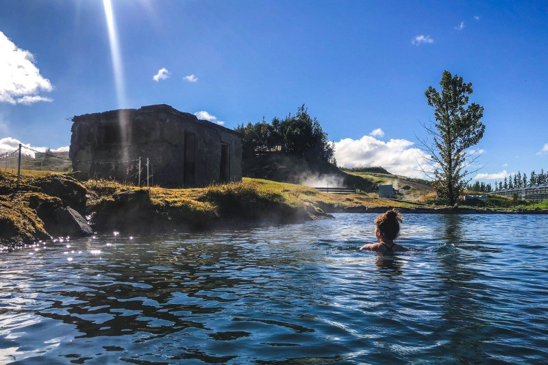 The Secret Lagoon is another Iceland spa