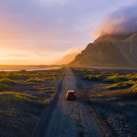 Driving Around Iceland: How Much Time?