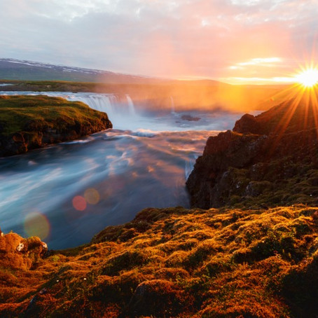 Godafoss: Iceland's Waterfall of the Gods