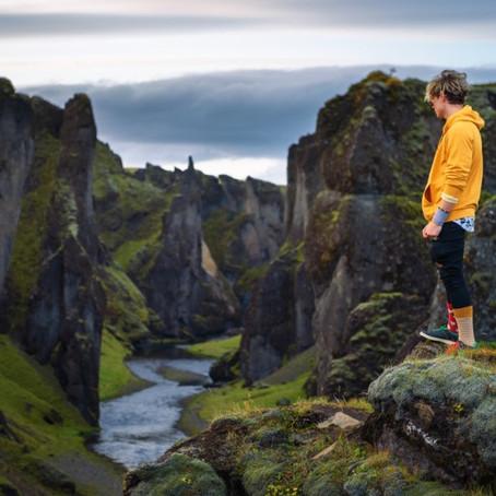 Fjadrargljufur - The Magnificent Canyon Hidden No More