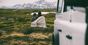 Camper vans in Iceland: Heating System