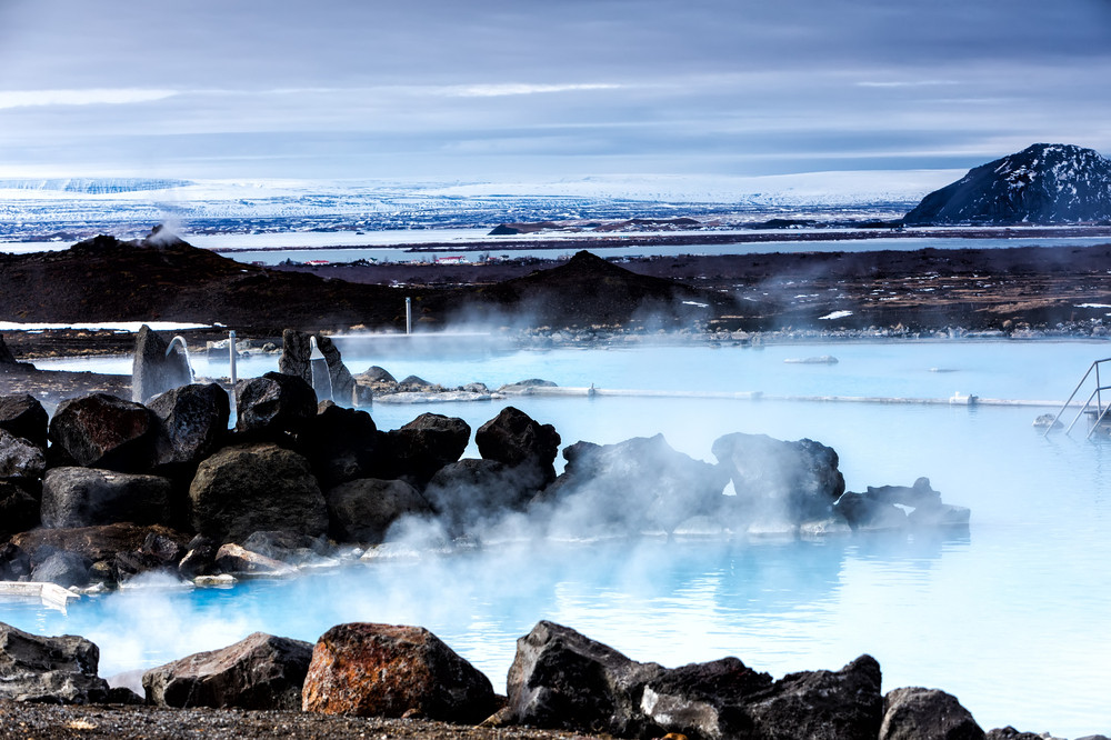Bagni geotermici di Myvatn