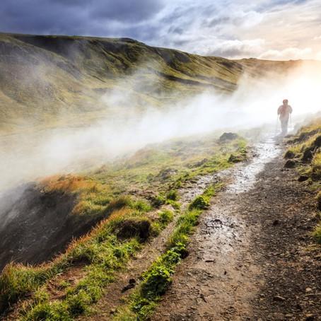 Reykjadalur Valley - Iceland Hot Springs
