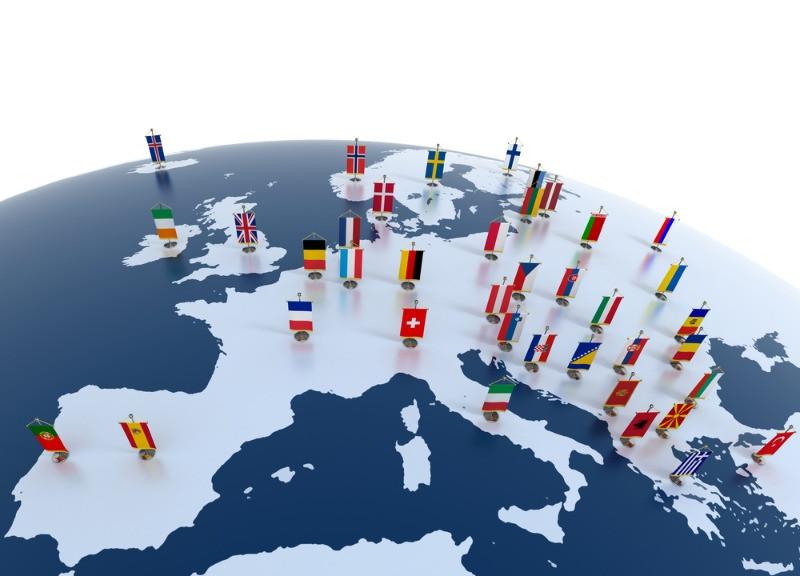 Países de Europa, algunos optan a la Unión Europea