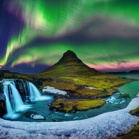 Las Auroras Boreales en Islandia
