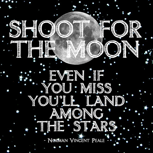 #350 - Shoot For The Moon