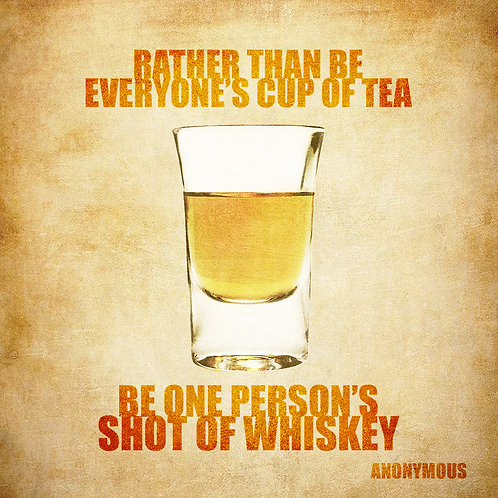 #348 - Shot Of Whiskey