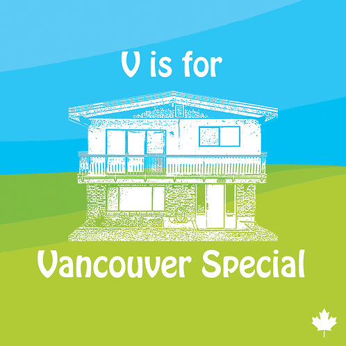 #374 - V Is For Vancouver Special