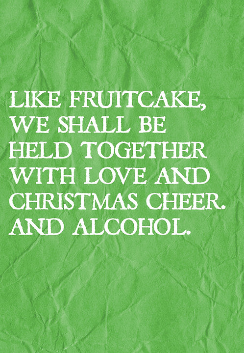 #401 - Like Fruitcake