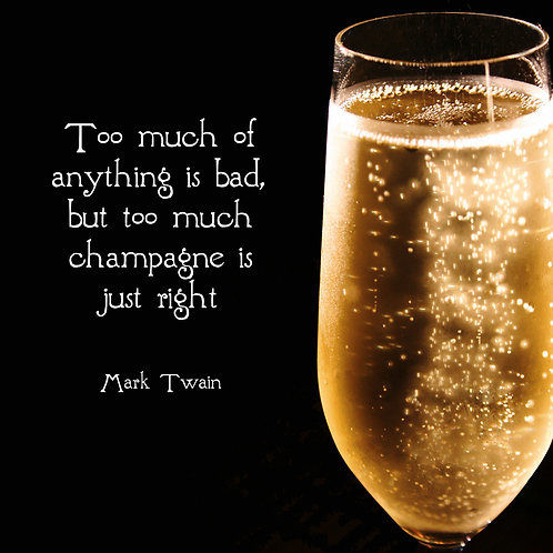 #313 - Too Much Champagne