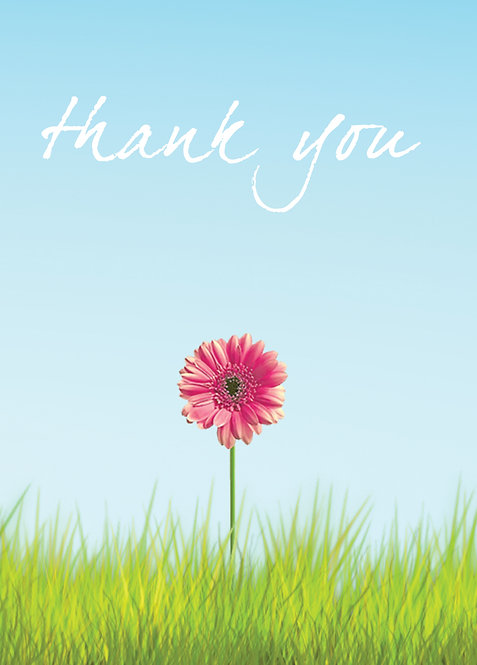 #516 - Thank You Flower