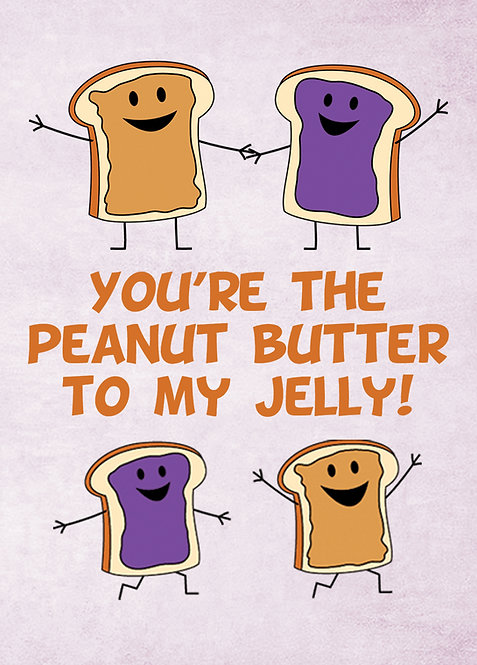 #512 - The Peanut Butter To My Jelly