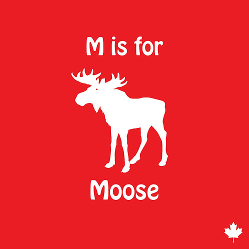 #375 - M Is For Moose