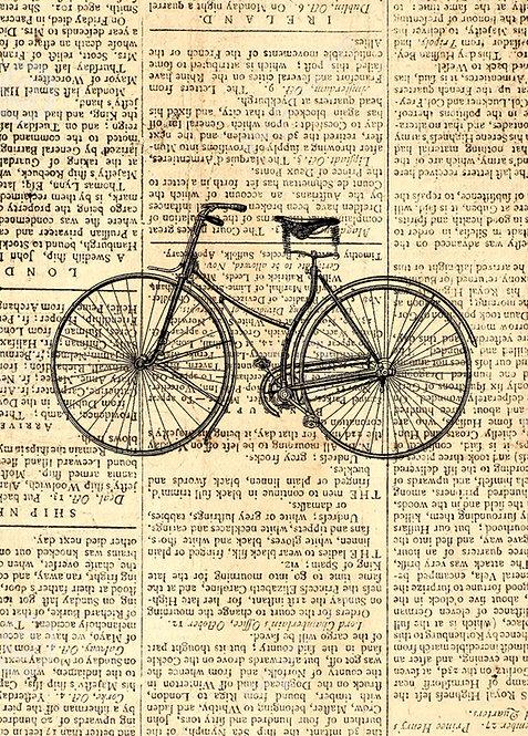 #514 - Vintage Bicycle
