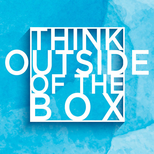 #221 - Think Outside Of The Box