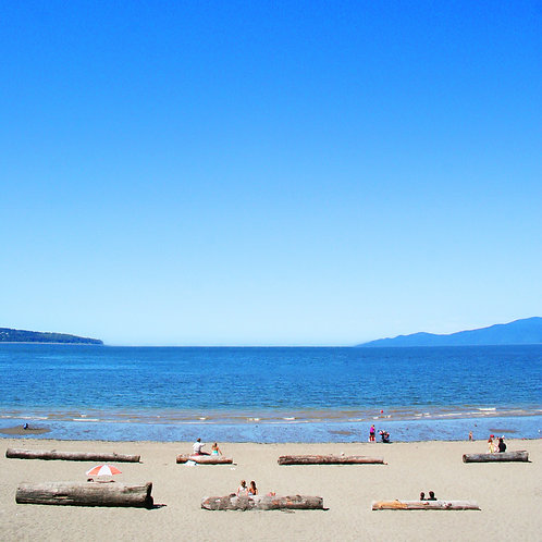 #209 - English Bay, Vancouver