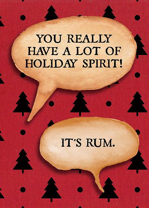 #438 - Holiday Spirit