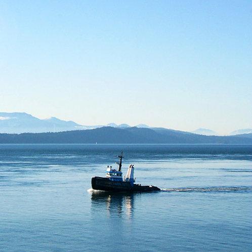 #229 - West Coast Tugboat