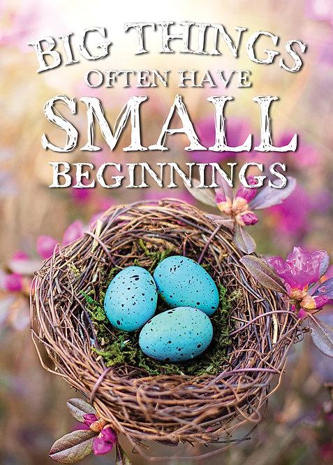 #574 - Small Beginnings