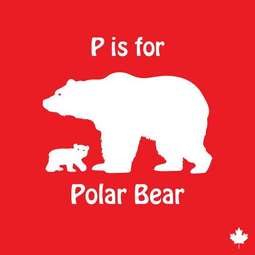 #376 - P Is For Polar Bear