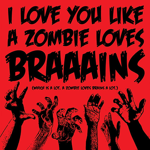 #385 - I Love You Like A Zombie