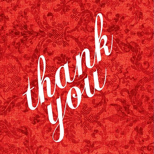 #342 - Thank You Wallpaper
