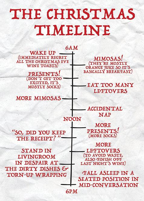 #425 - The Christmas Timeline