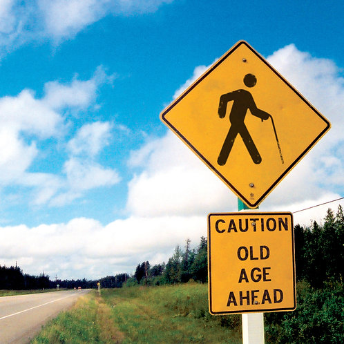 #304 - Caution: Old Age Ahead
